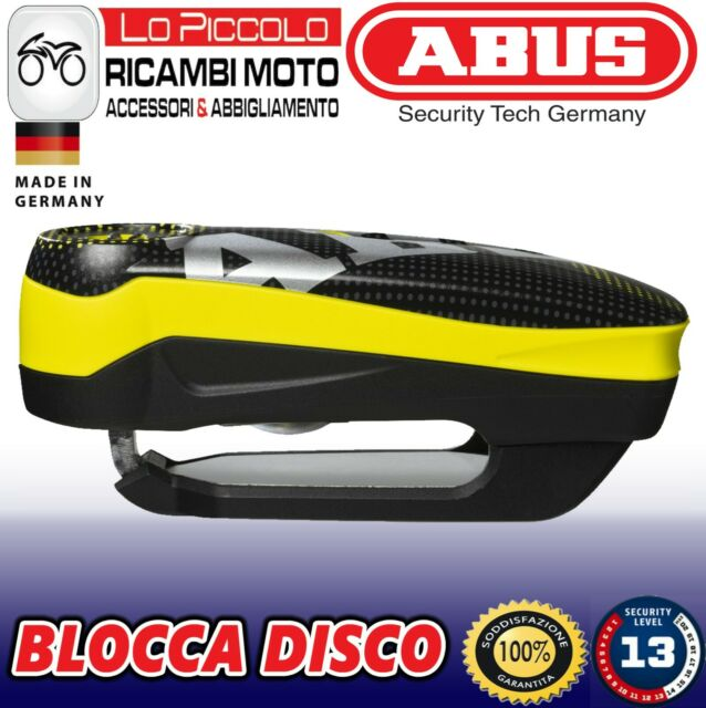 Abus Detecto 7000 RS 1 Lock//Alarm Pixel Red 4003318 45061 7