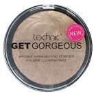 Technics Get Bronze Bronzing Highlighting Face Powder Compact 12-Gram