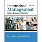 International Management: Culture, Strategy, and Behavior by Fred Luthans, Jonathan P. Doh (Hardback, 2014)