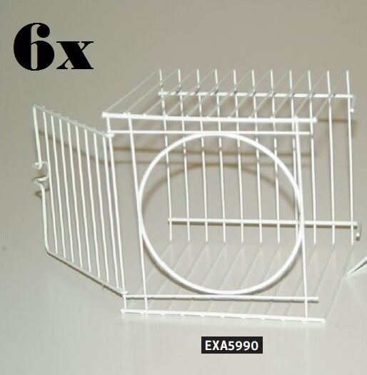 Canary Bird Nest Nesting Support for Cage - Wholesale Pack