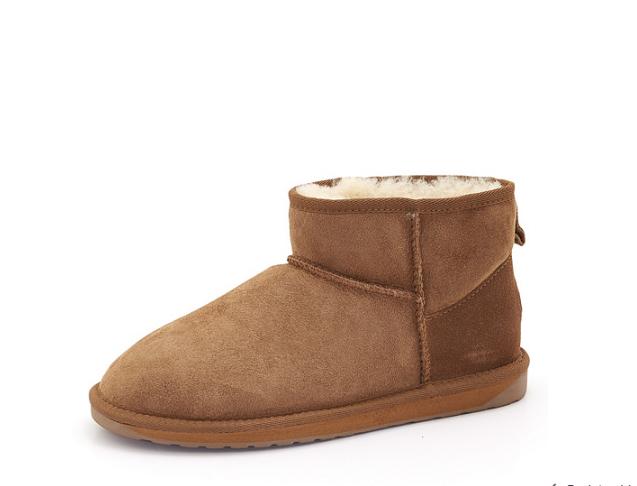 EMU Originals botas de piel de Castaño oveja Colección Stinger Micro Castaño de UK 5 38 Nuevo Y En Caja 73737f