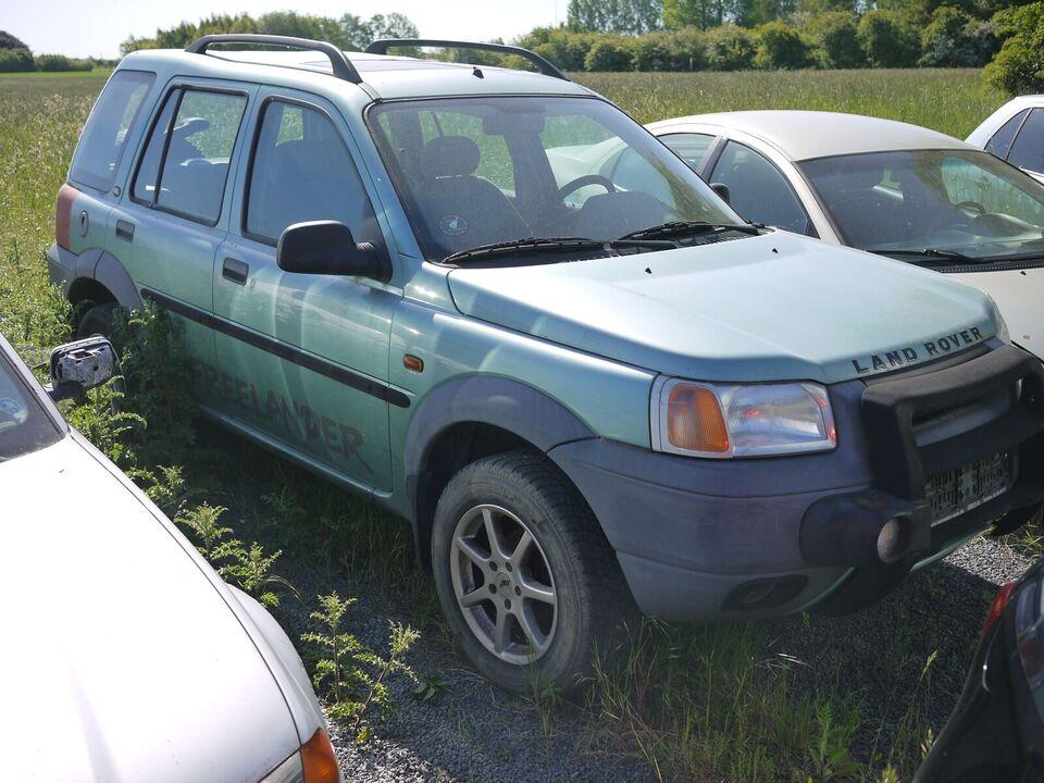 Land Rover Freelander, 1,8 SUV, Benzin