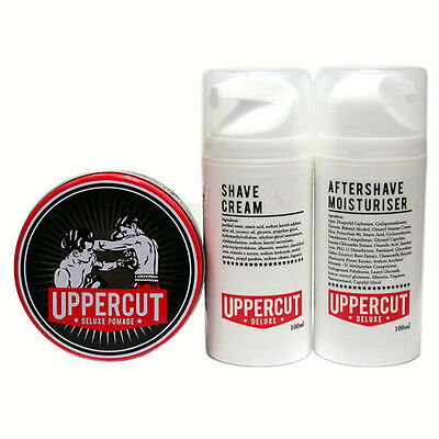 Uppercut Essentials Grooming Kit