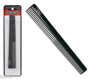 """Ace 7"""" Barber Clipper Hair Comb Hard Plastic 1 - comb #61886"""