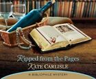 Ripped from the Pages by Kate Carlisle (CD-Audio, 2015)