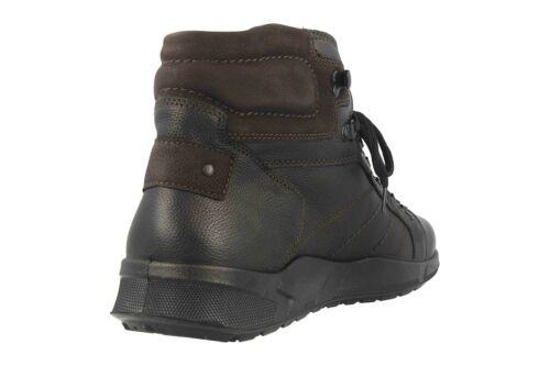 Jomos Stivali in oversize nero 325705 383 0022 grandi scarpe da uomo