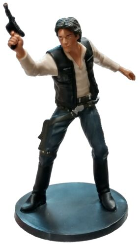 Disney Star Wars Han Solo 3.75-Inch PVC Figure Loose