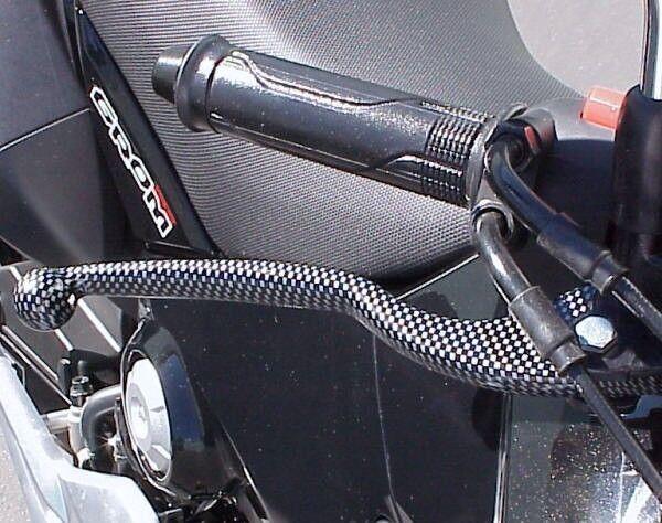 Honda Grom 125 Z125 CB CBR 250 300 500 CBR250 BLACK FRONT BRAKE /& CLUTCH LEVERS