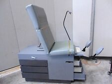 Ritter Midmark 100 023 Exam Chair With Stirrups And Welch Allyn Light Sr816