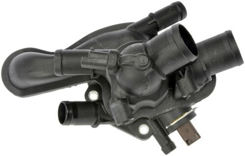 Engine Coolant Thermostat Housing Assembly Upper Lower Dorman 902-812