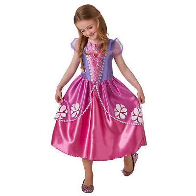 Rubie's Disney Princess, Sofia The First Childs / Girls Fancy Dress Costume