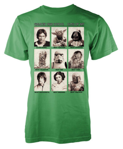 Star Wars Class of 77 new hope inspired kids tshirt