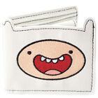 MW161414ADV Adventure Time Finn Bifold Wallet White