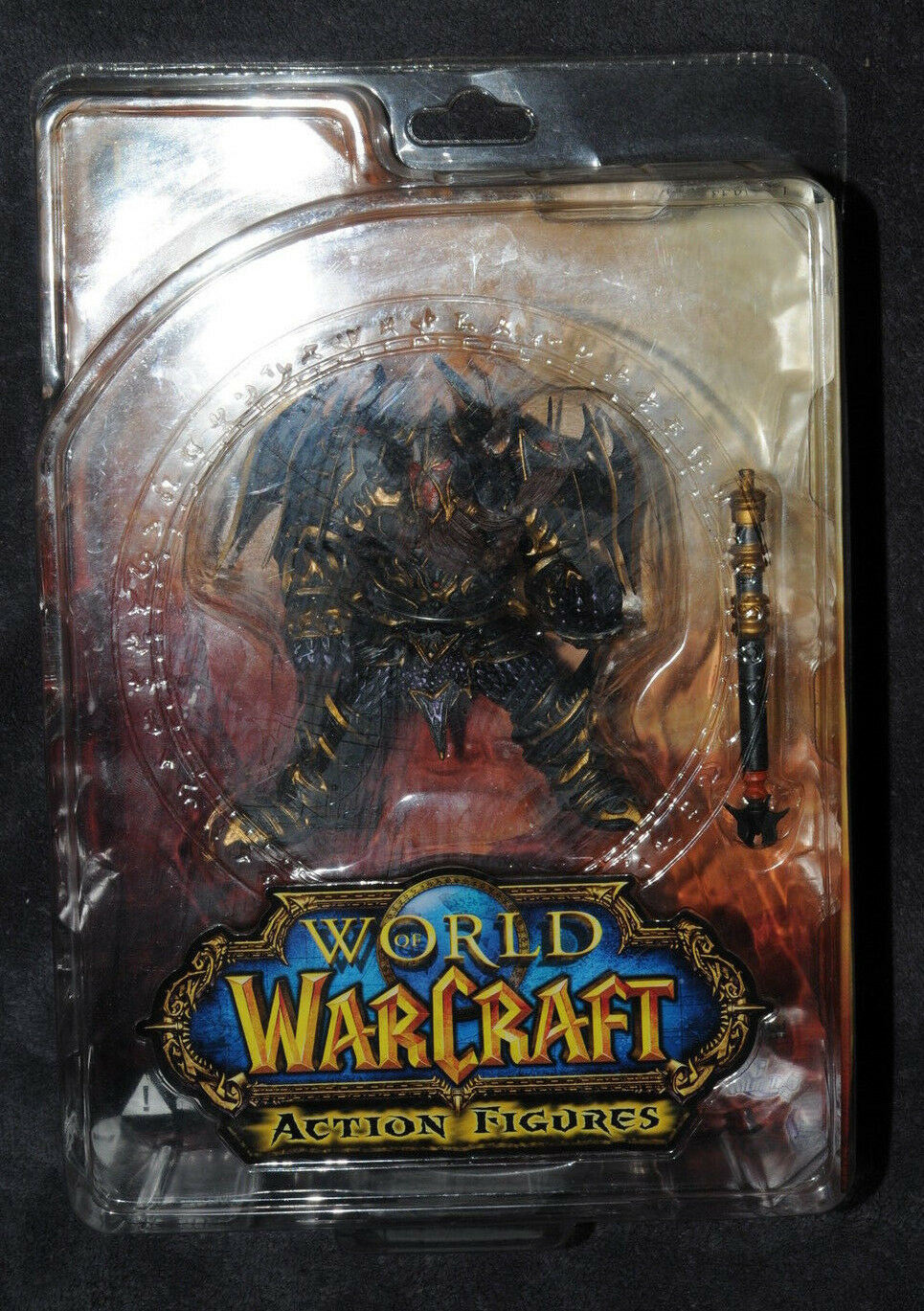 DC World of Warcraft Action Figures Thargas Anvilmar (Serie I) WoW