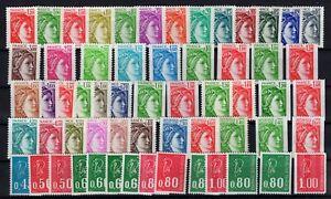 PP135749-FRANCE-YEARS-1971-1981-MINT-MNH-MODERN-LOT