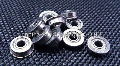 (25 Stk) Mf83zz (3x8x2.5 Mm) Metallabschirmung Flansch Wälzkörper 3 8 2.5