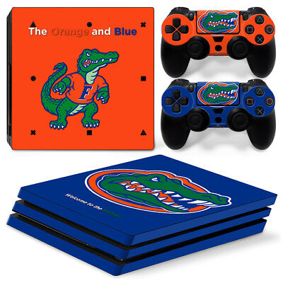 Video Game Accessories Reasonable Florida Gator Ps4 Pro Vinyl Decal Sticker Set Playstation 4 Ps4pro Skin