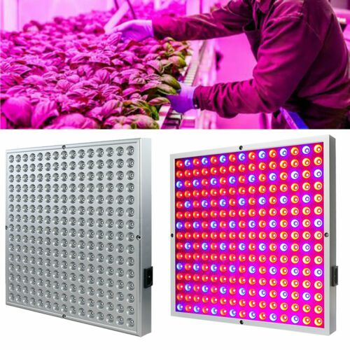 Grow Light LED Lamp Pflanzenlampe IR Vollspektrum Gemüse Zimmerpflanze 45W