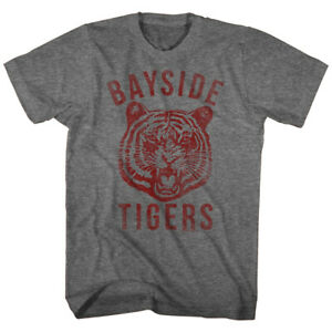 Saved By The Bell 80s Comedy Sitcom Bayside Tiger Pride ...