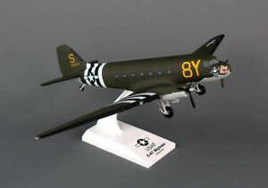 SKYMARKS-SKR690-USAAF-034-STOY-HORA-034-C-47-1-80TH-SCALE-PLASTIC-SNAPFIT-MODEL