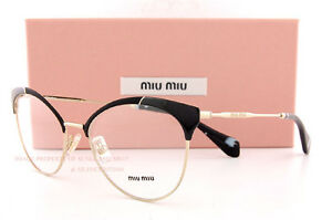 image is loading brand new miu miu eyeglass frames mu 50p - Miu Miu Eyeglasses Frames