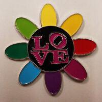 Love Flower - Hat Pin - Brand - Hp048