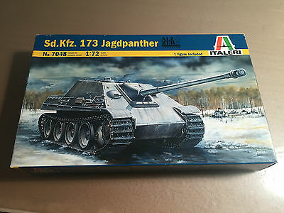 "1945/"" 1//72 n.G TANK  JAGDPANTHER SD.KFZ.173 OLDENBURG GERMANY"