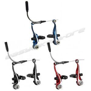 Details about 3 Colors TRP CX8 4 Mini LP Brake Set Front and Rear with  Titanium Hardware Bike