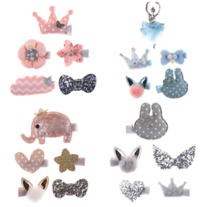 5PC-Set-Kids-Hairpin-Baby-Girls-Hair-Clips-Cute-Glitter-Stars-Cartoon-Barrettes