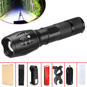 50000Lumens-Genuine-G700-LED-Tactical-Flashlight-Military-Grade-Torch-Light-Set
