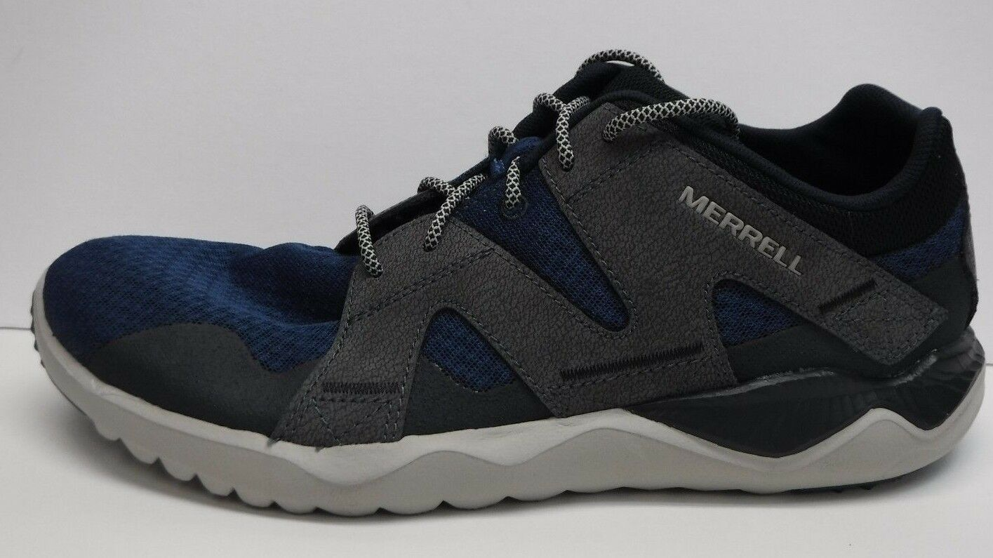 Merrell Size 9 Blue Sneakers New Mens Shoes