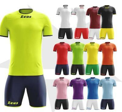 KIT MUNDIAL ZEUS COLOMBIA CALCIO VOLLEY CALCETTO DIVISE handball