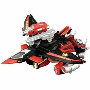 TAKARA-TOMY-Tomica-Hyper-Rescue-Drive-Head-Support-Vehicle-Brave-Jet-Fighter