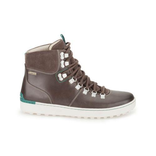 Clarks Mens Nanu Rise GTX Gore-Tex Waterproof Brown Leather Boots, UK 6-12
