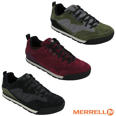 Merrell Burnt Rock Tura Suede Leather