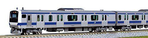 Kato N Guedj E531 System Joban Line Ueno Tokyo Line Basic 4-Car free Shipping