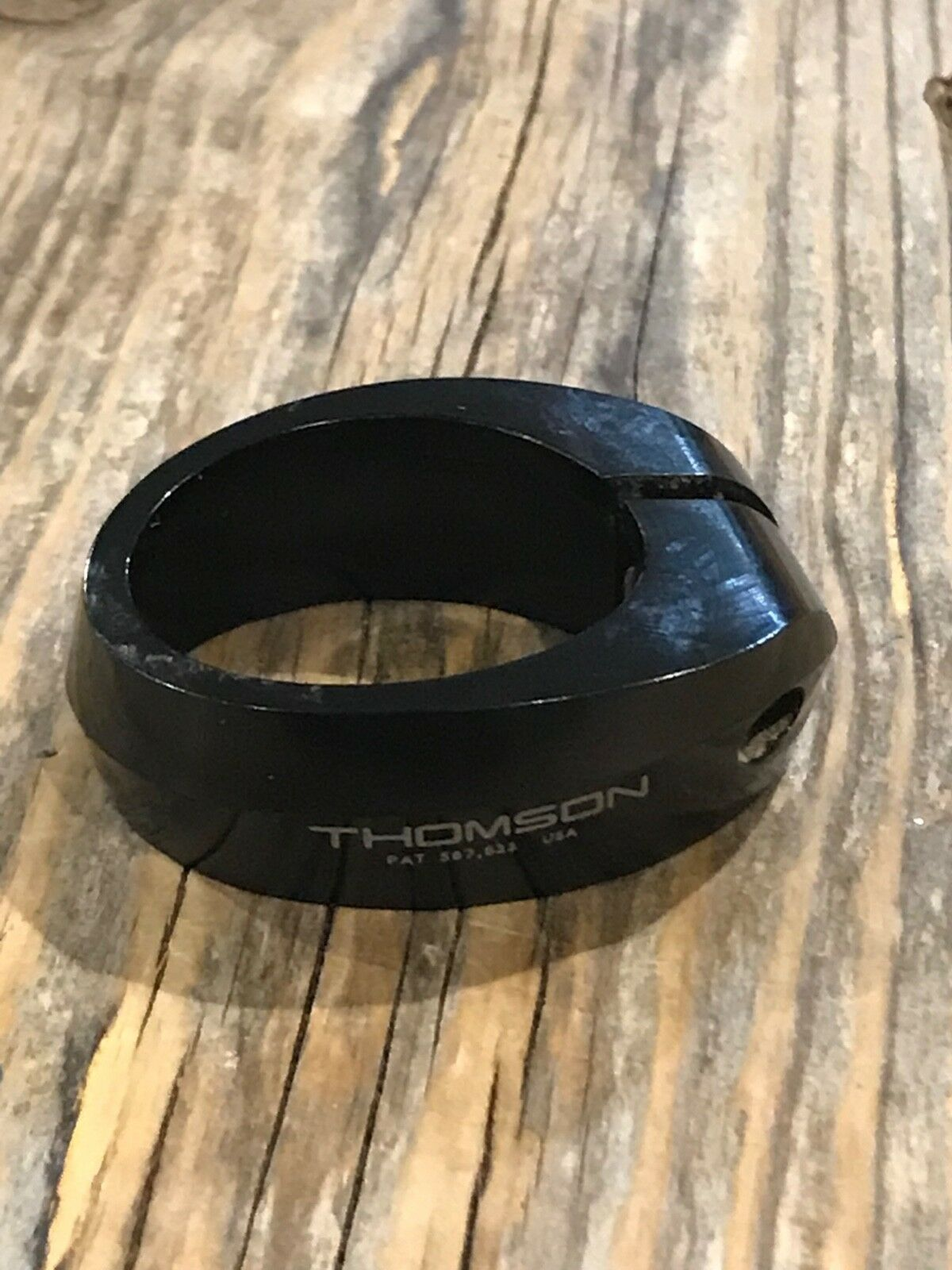 2018 Thomson Seat Post Collar 36.4