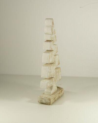 Moderner Deko-Weihnachtsbaum aus Holz Weihnachtsdekoration 254 28,5 cm