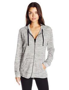 Hanes-Para-Mujer-Activewear-frances-Terry-Sudadera-con-capucha-con-cremallera-completa-seleccionar