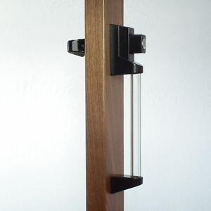 Lucite Black Handle Set Storm Door Handle Replacement 1
