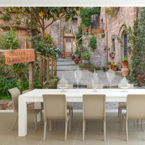 Fototapeten Fürs Wohnzimmer FDB141 Fototapete In Italienischen Gassen