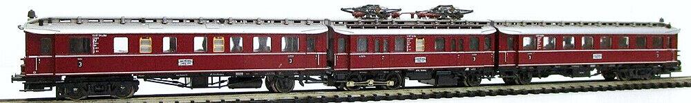 Trix N Scale 12994 alemán ET87 coche ferroviario eléctrico