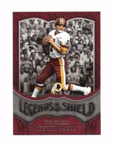 football cards!!! Legends of the shield 2016 Panini