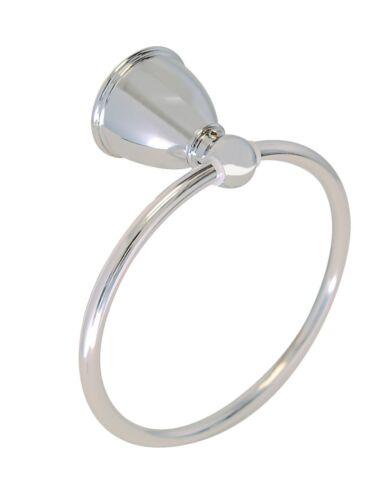 Ez-Flo 16254 Towel Ring Chrome
