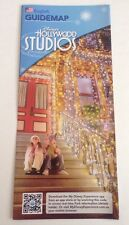 Hollywood Studios Disney World Park Guide Map Cover Osborne Spectacle Of Lights