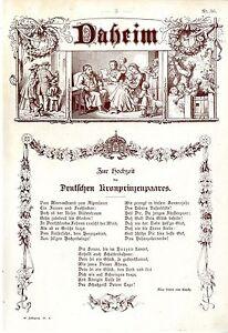 Details Zu Alice Freiin Von Gaudy Gedicht Zur Hochzeit Des Kronprinzenpaares Schmuck1905