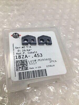 AMEC Cobalt Spade Drill Inserts 2 Pack 1-25//32″ Series #3 T-A TiAlN 153A-0125