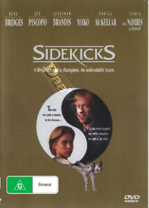 Sidekicks-NEW-PAL-NTSC-Cult-DVD-Aaron-Norris-Beau-Bridges
