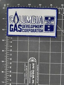 Columbia Gas Development Corporation System Patch CGDC CGS Oil Petroleum Houston