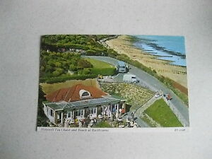 HOLYWELL TEA CHALLETampBEACH 1960S IMAGE POSTED1983  POSTCARD GOOD CONDITION RARE - Winsford, United Kingdom - HOLYWELL TEA CHALLETampBEACH 1960S IMAGE POSTED1983  POSTCARD GOOD CONDITION RARE - Winsford, United Kingdom